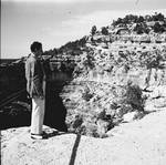 Eric Berndt at Grand Canyon National Park, Arizona