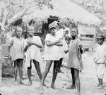 Native boys in the tropics, 1914