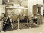 Exhibit booth, Berndt-Maurer Corporation, New York, 1938