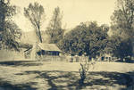 Ranch home in Texas, 1905