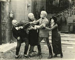 Reginald Barlow, James Laffey,  Cora Williams) and Albert Roccardi, Love's Flame, 1920