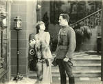 Thomas J. Carrigan and Vivienne Osborne, Love's Flame, 1920
