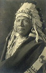Portrait of Native American Chief