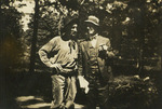 John Lehnberg and Jack Harvey, Yosemite, ca. 1915