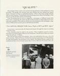 Capitol Projector Brochure