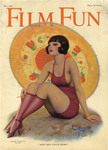 Film Fun cover, 1924