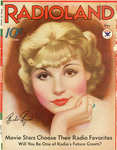 Cover of Radioland Magazine, 1934