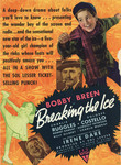 """Breaking the Ice"" Film Poster, 1938"