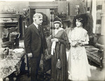 Production Still from Silent Film