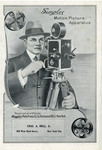 Simplex Motion Picture Apparatus catalog