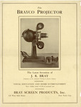 "Brochure for ""The Brayco Projector"""