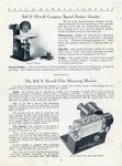 Bell & Howell Standard Cinemachinery Catalog