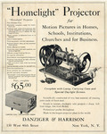 """Homelight"" Projector Advertisement"