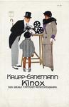 Krupp-Ernemann Kinox Projector Pamphlet
