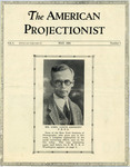 Cover of The American Projectionist, Vol. 4, Number 5, May 1926