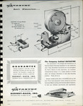 Datasync Phototape Recording Systems Instruction Book, 1959