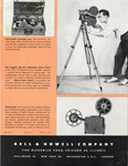 Catalog: Bell & Howell, Filmo 70 Specialist, 16mm camera