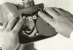 Loading the Eyemo Camera