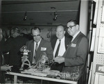 Berndt Cine 3 System at SMPTE Convention, 1968