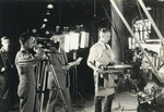 Gregory Directing a Scene in Industrial Film