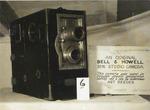Bell & Howell 35 mm Studio Camera