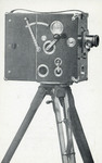 Early Motion Picture Camera