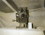 Powers Hand-Cranked Projector