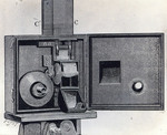 Poyet drawing of Lumière Camera