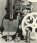 Bell & Howell Silent Movie Projector