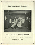 Kinemacolor Advertisement in French Publication