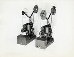 Two Victor Animatograph Projectors, 1923