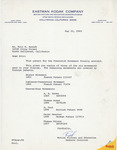 Kodak Letter to Eric Berndt about Patents, 1968