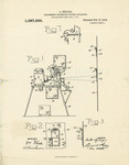 Patent #1,087,699, Attachment for Moving Picture Apparatus, 1914