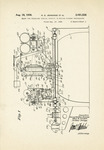 Patent #2,051,526, 1936