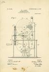 Patent #814,662, Baker Kinematograph, 1906