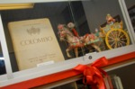 Italian Heritage Archive Room Display with Bow