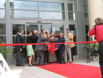 Leatherby Libraries Grand Opening