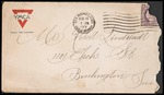 Lindstadt Brothers First World War Correspondence Collection #04