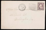Lindstadt Brothers First World War Correspondence Collection #05