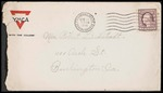 Lindstadt Brothers First World War Correspondence Collection #07