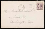 Lindstadt Brothers First World War Correspondence Collection #08