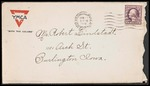 Lindstadt Brothers First World War Correspondence Collection #13 by Varnie (V.T.) T. Lindstadt