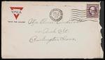 Lindstadt Brothers First World War Correspondence Collection #14 by Varnie (V.T.) T. Lindstadt