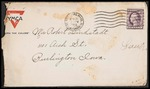Lindstadt Brothers First World War Correspondence Collection #17 by Varnie (V.T.) T. Lindstadt