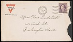 Lindstadt Brothers First World War Correspondence Collection #23