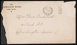 Lindstadt Brothers First World War Correspondence Collection #25