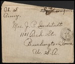 Lindstadt Brothers First World War Correspondence Collection #67