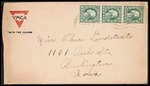 Lindstadt Brothers First World War Correspondence Collection #72