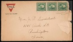 Lindstadt Brothers First World War Correspondence Collection #73
