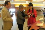 Madame Ping Sun Donation